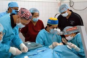 Parkinson's Surgery