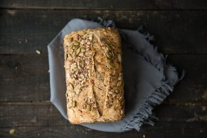 bake sourdough bread